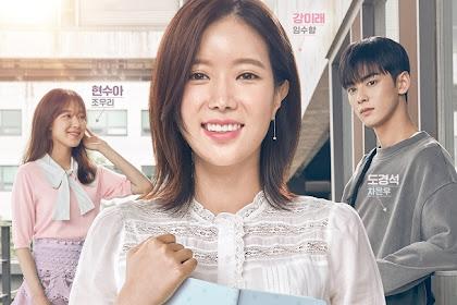 Sinopsis My ID Is Gangnam Beauty (2018) - Serial TV Korea