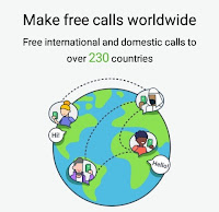 HOW TO MAKE FREE UNLIMITED GLOBAL CALLS USING WHATSCALL APP WITH OR WITHOUT PHONE INTERNET