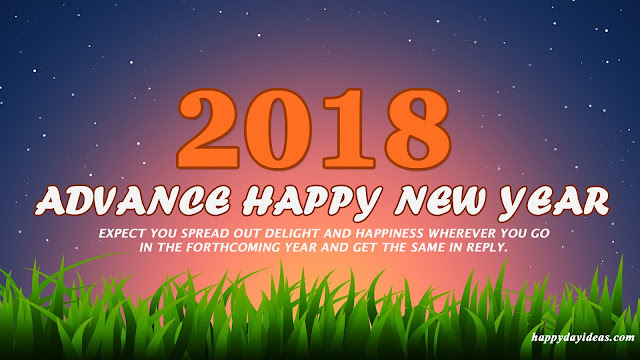 advance happy new year everyone