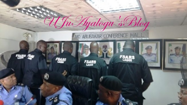 EXCLUSIVE: 32 SARS operatives in detention