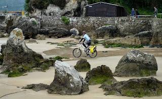 Camino de Santiago del Norte playas