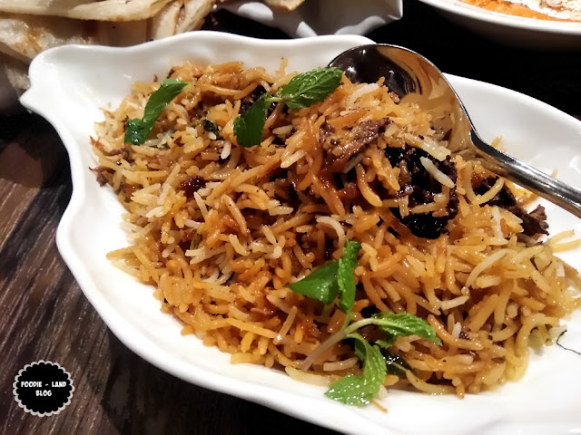 Mutton Biriyani @ Made In Punjab | UB City | Bangalore