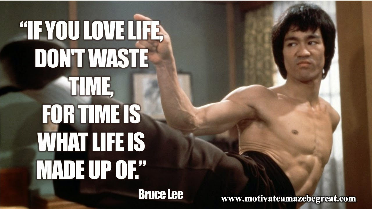 Connu 28 Inspirational Bruce Lee Quotes For Wisdom And Success  JR57