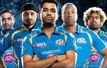 IPL 2017 MI Team Squad