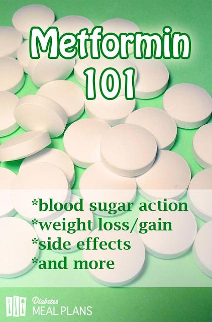 Metformin 101: Blood sugar levels, weight, side effects