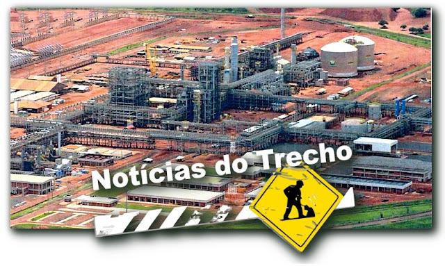Resultado de imagem para unidade de fertilizantes no Mato Grosso do Sul petrobras