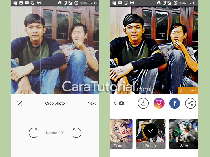 Prisma Aplikasi Untuk Edit Foto Di Android Yang Keren Bagus