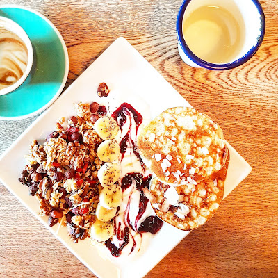 superfood pancakes foodstory aberdeen what claire did