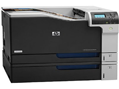 Image HP LaserJet CP5525 Printer Driver