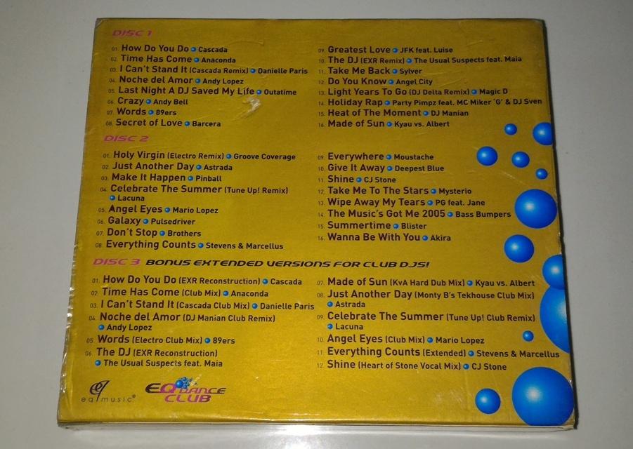 Various - Laser Trance Vol. 1