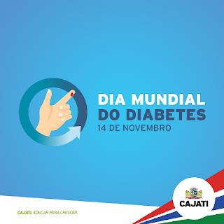 Prefeitura de Cajati promove Campanha de Combate ao Diabetes