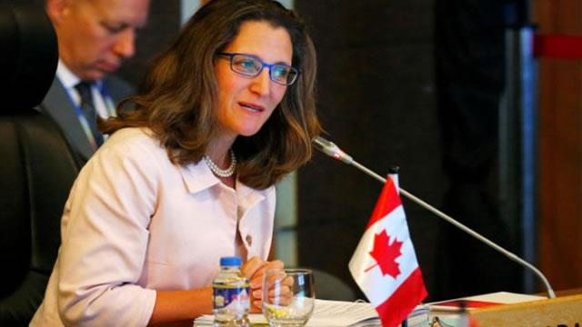 Canadá impone sanciones a Maduro y otros 39 funcionarios del alto gobierno
