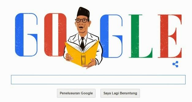 Google: Selamat Hari Pendidikan Nasional