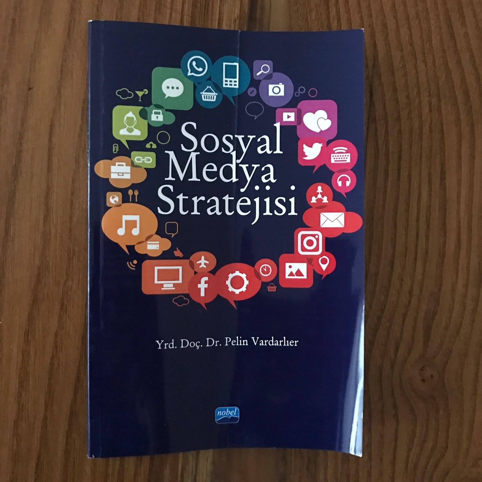 Sosyal Medya Stratejisi (Kitap)