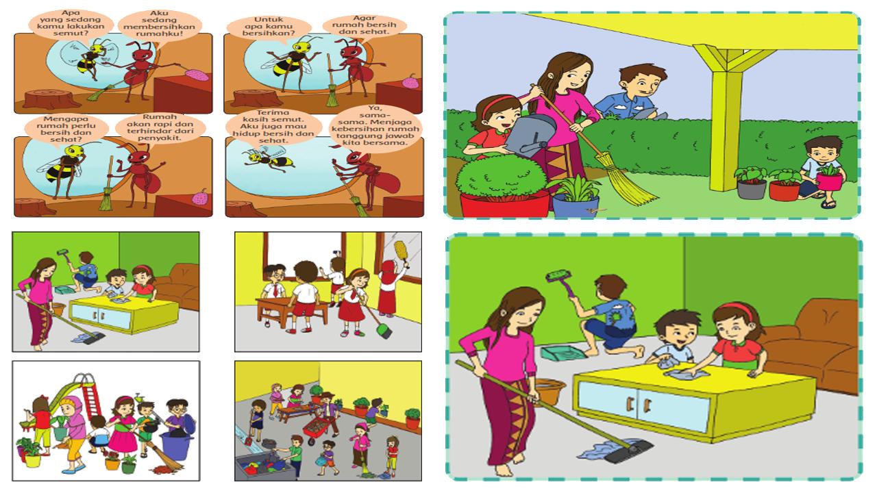 Buku Kurikulum 2013 Revisi 2017 Kelas 2 Semester 1