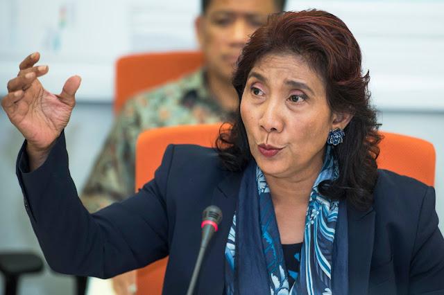Sikap Tegas Menteri Susi, Mencegah TKA Serbu Indonesia