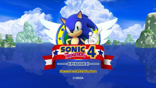 Download Sonic the Hedgehog 4 PC Games