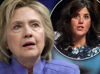 """Monica Lewinsky pedirá disculpas a Hillary Clinton si se encuentran. """"Nunca he hablado con ella."""