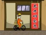 لعبة ناروتو وتوصيل الرامن Naruto Ramen Express