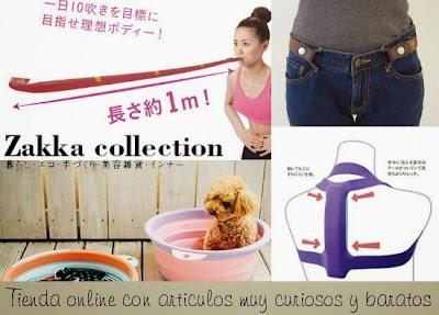 Tienda japonesa online con articulos curiosos