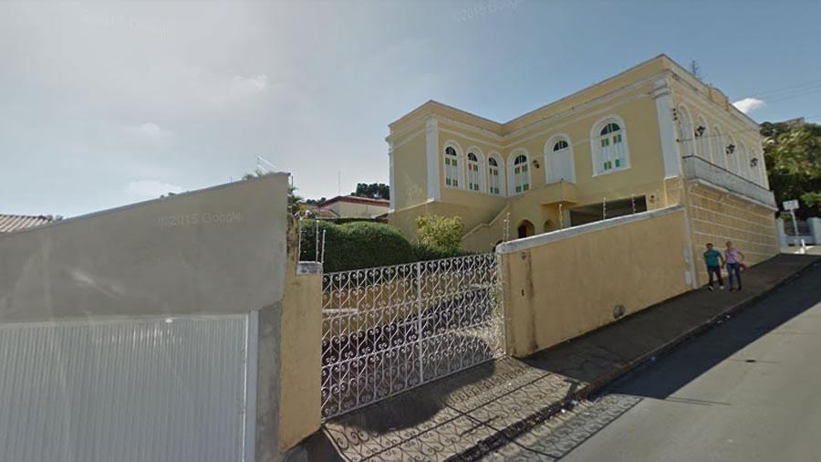 Foto da Residencia da Família Coletti em Pinhal