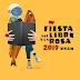 EL TRASHUMANTE DE LA NOCHE, 11 EDICION DE LA FERIA DEL LIBRO Y LA ROSA EN CU ¡