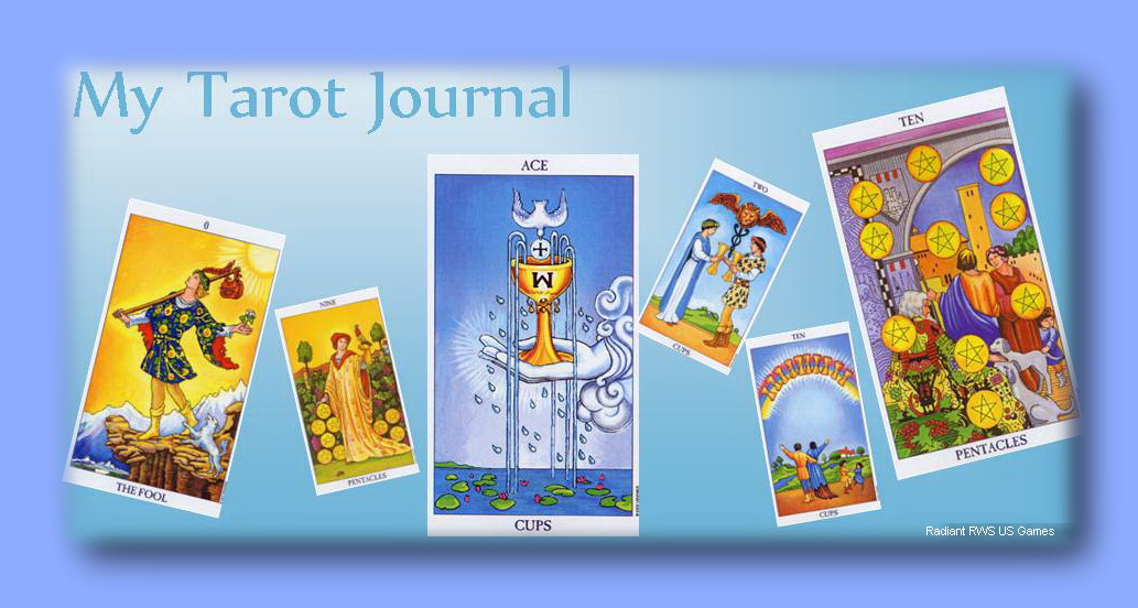 My Tarot Journal: My Tarot Yes/No list