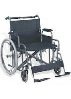 Deluxe Wheelchair D-105