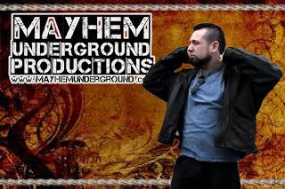 Kip Batiz, Mayhem Underground, #KipBatiz, #FixxFam