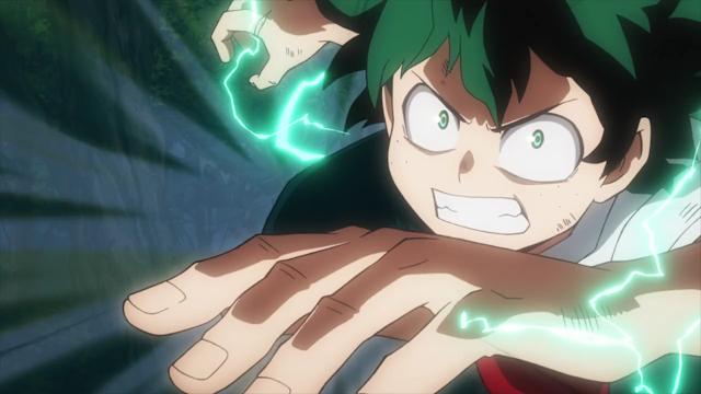 الحلقة الثانية من Boku no Hero Academia S3 مترجمة