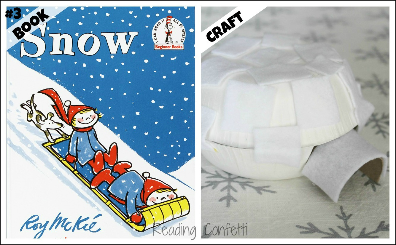 25 Winter Books And Crafts For Kids Reading Confetti