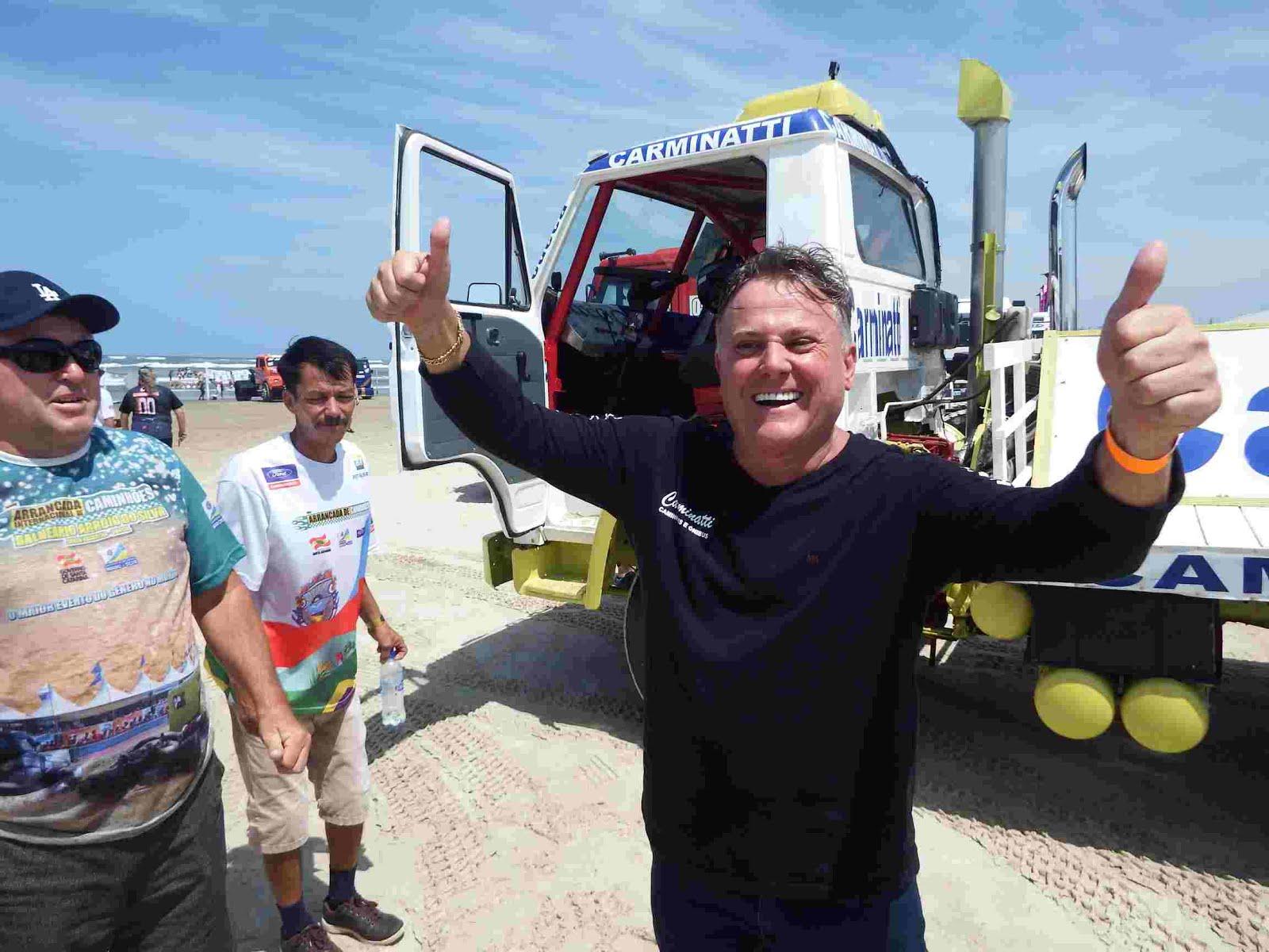Confira os campeões da trigésima Arrancada de Caminhões em Arroio do Silva - SC