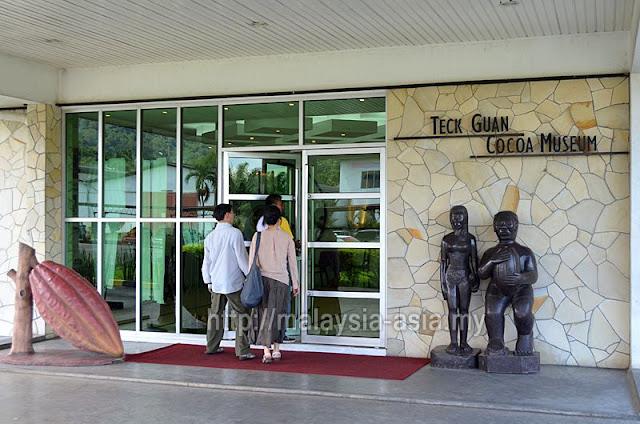 Cocoa Museum in Tawau Sabah