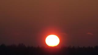 Сияние Солнца Земли Декабрь 2016 18 декабря 2016 Солнце красота Заката