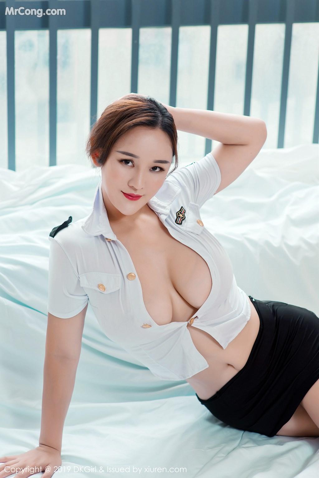 Image DKGirl-Vol.107-ber-MrCong.com-004 in post DKGirl Vol.107: 潘琳琳ber (54 ảnh)