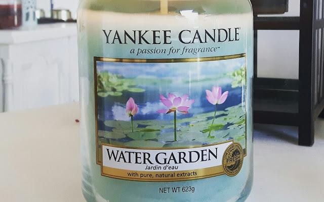 Water Garden Yankee Candle - recenzja - Czytaj więcej »