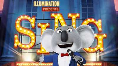 Sing 2016 Full free Download 300mb CAMRip