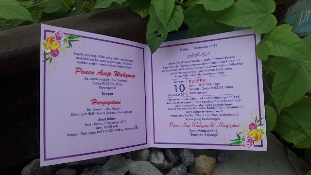 undangan nikah semarang