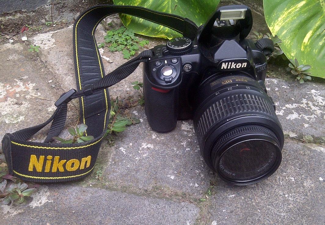 Jual Kamera Dslr Nikon D3100 Lensa 18 55mm Jual Beli Laptop Bekas