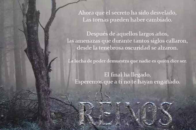 Sinopsis del libro Los reinos olvidados de la autora Paula Ramos