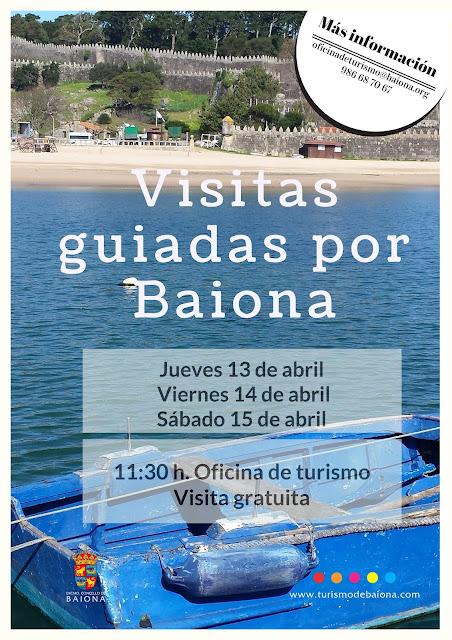 Semana Santa Baiona
