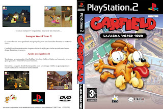 Download Game Garfield - Lasagna World Tour PS2 Full Version Iso For PC | Murnia Games
