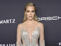 Inilah Rahasia di Balik Perut Rata Khloe Kardashian