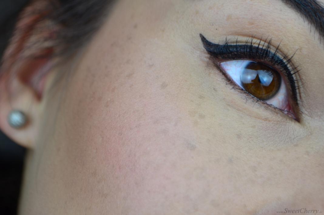 Alverde Sortiment 2017 - Rouge Tint & Highlighter - Tragebild