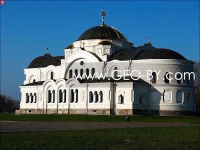 Бресткая крепость. Свято-Николаевский гарнизонный собор