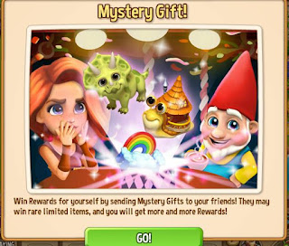 Royal Story Mystery Gifts 2016