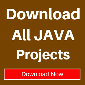 Java Project With MySQL Database With Source Code - C#, JAVA
