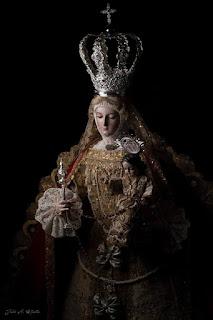 Bendecida la Virgen del Rosario de Guadix