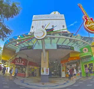 Paradise Centre Surfers Paradise