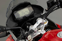 BMW G 310 GS (2017) Instruments